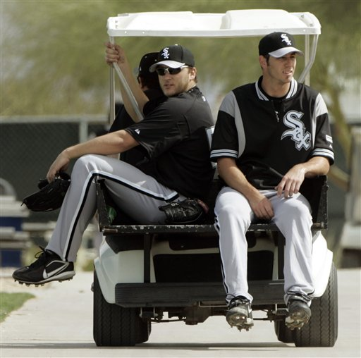 Whitesoxspringcart