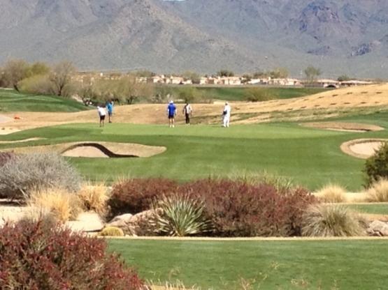 AZ golf