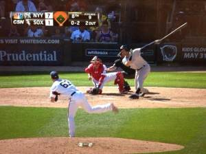 Jeter Swinging 5.26