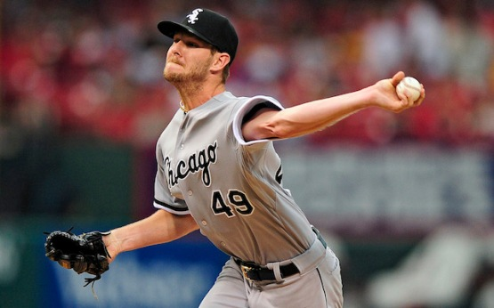 MLB: Chicago White Sox at St. Louis Cardinals